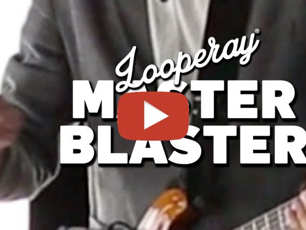Stevie Wonder – Master Blaster/Jammin (cover by Looperay™) from LIVE COVER SESSION